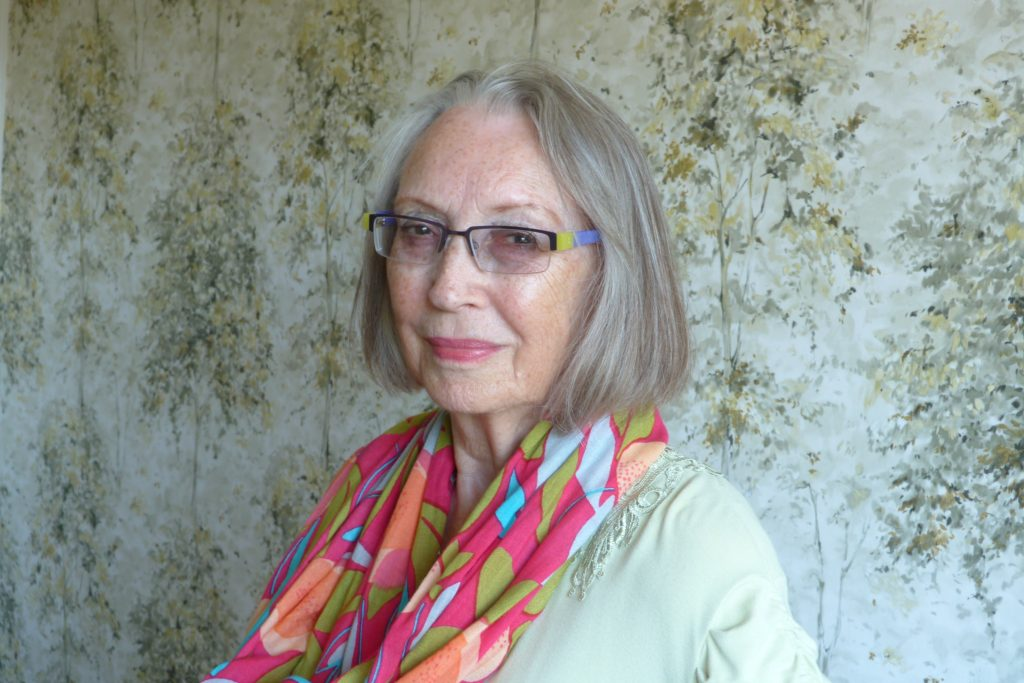 Author Val Wood