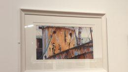 """Rust in Peace"" by Carol Davidson"