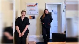 Sophie Templeton and Cassy Lawson, Humbercare