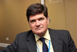 Hospital Chief Executive Chris Long