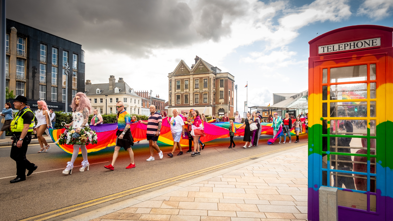 Pride in Hull 2019