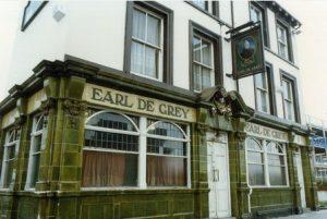 Earl de Grey