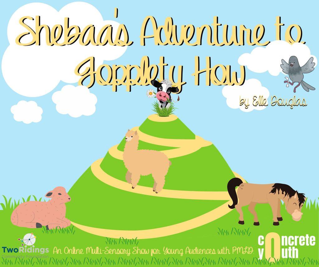 Shebaa's Adventure to Jopplety How