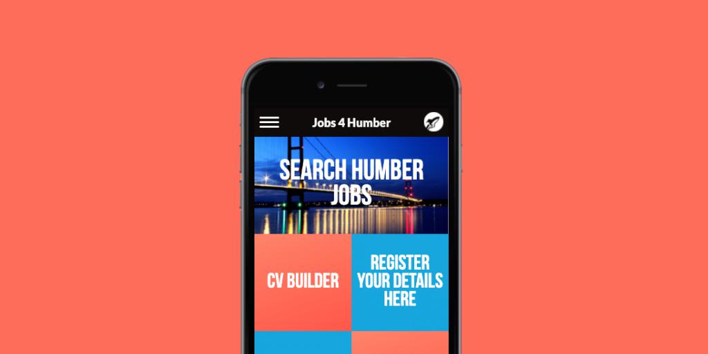 Jobs4Humber app