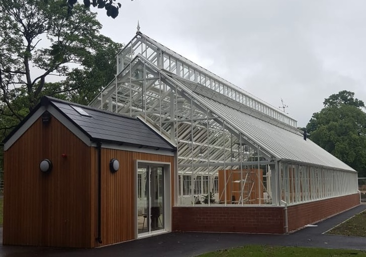 Pearson Park conservatory