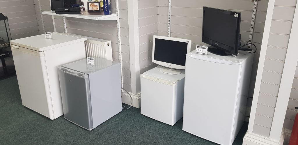 re-use electricals