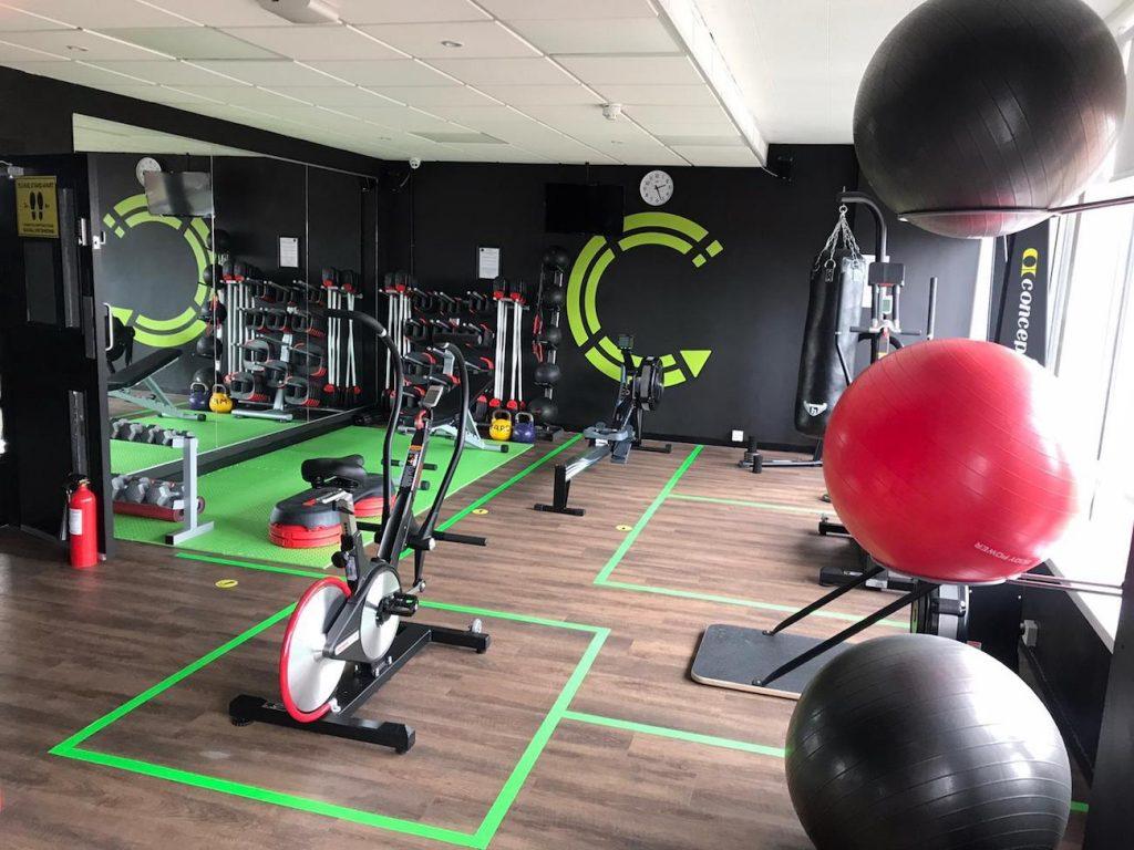 City Group X gym