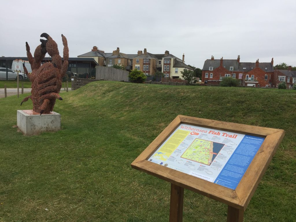 Withernsea Fist Trail
