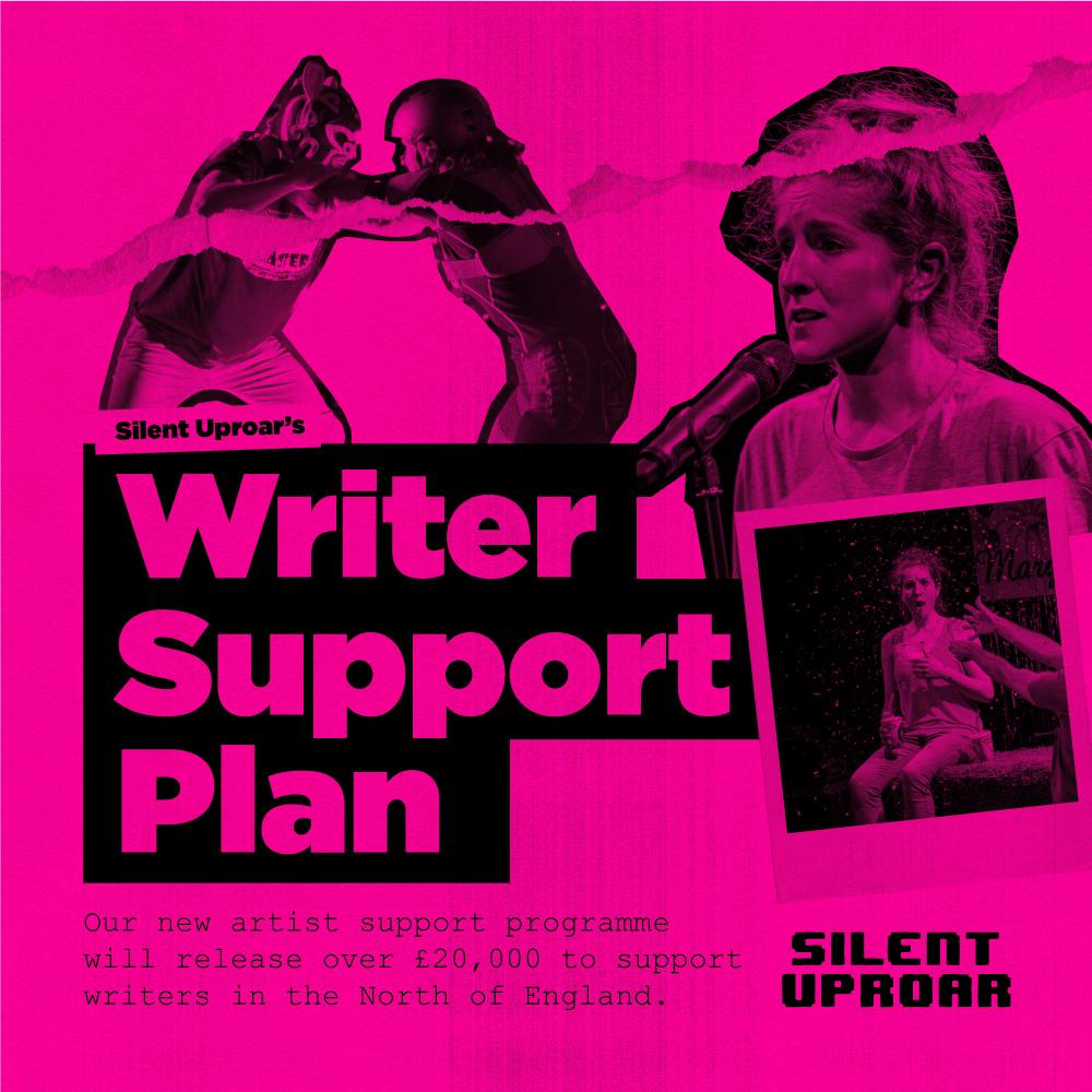 Silent Uproar Writer Support