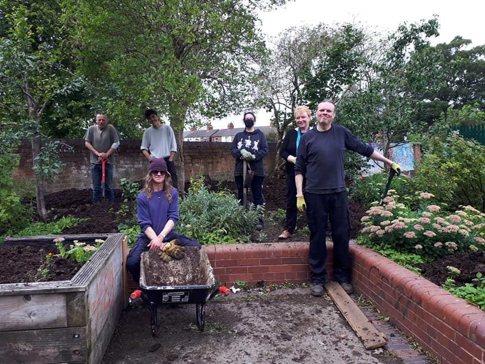 @theEdge Community Edible Forest Garden