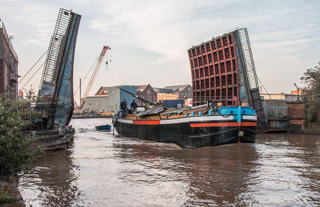 It's three years since Open Bridges split the city in two