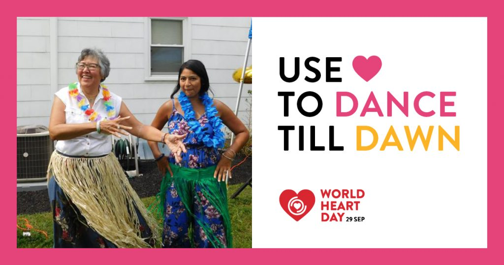 World Heart Day 2020.
