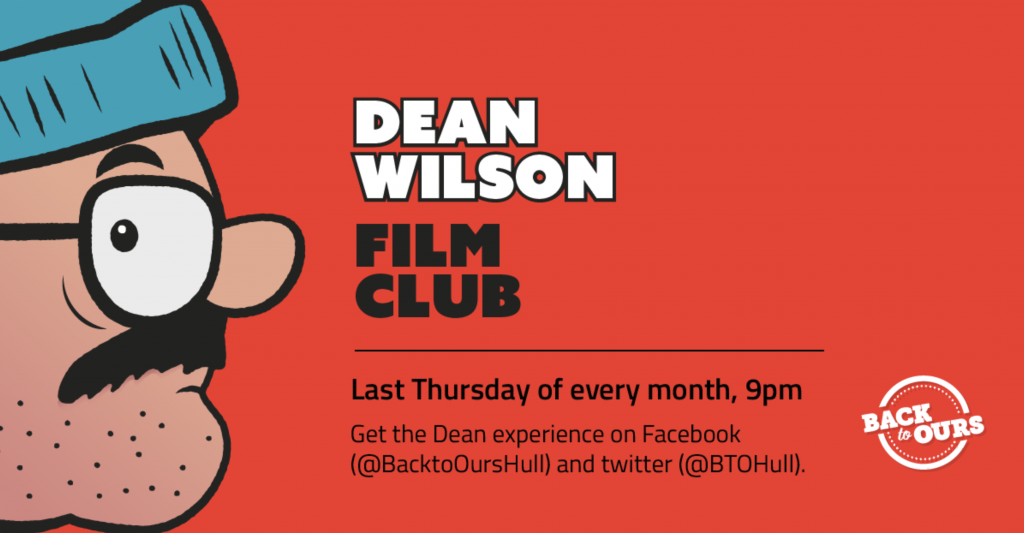Back to Ours presents new film club with popular pebble-picking poet