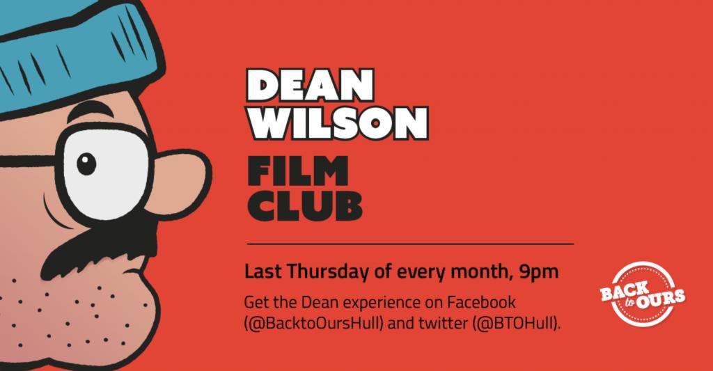 Dean Wilson Film Club