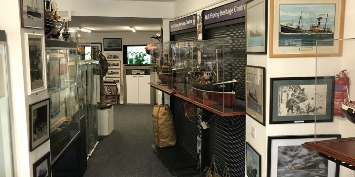 Hull Fishing Heritage Centre.