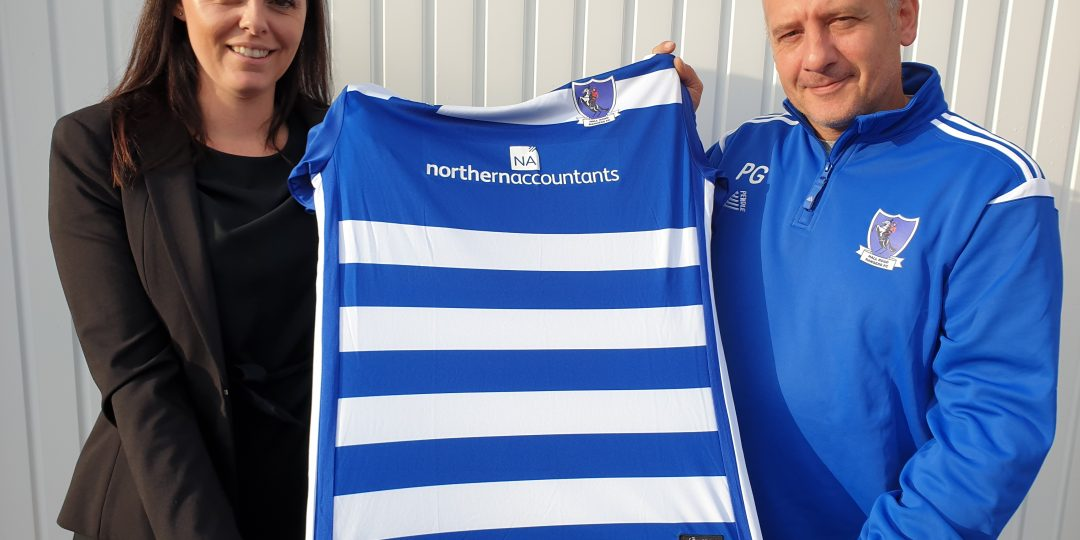 Hall Road Rangers shirt sponsorship