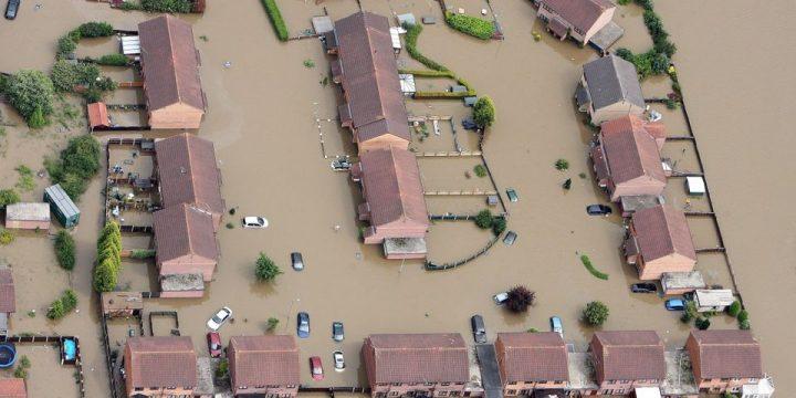 Hull flooding 2007