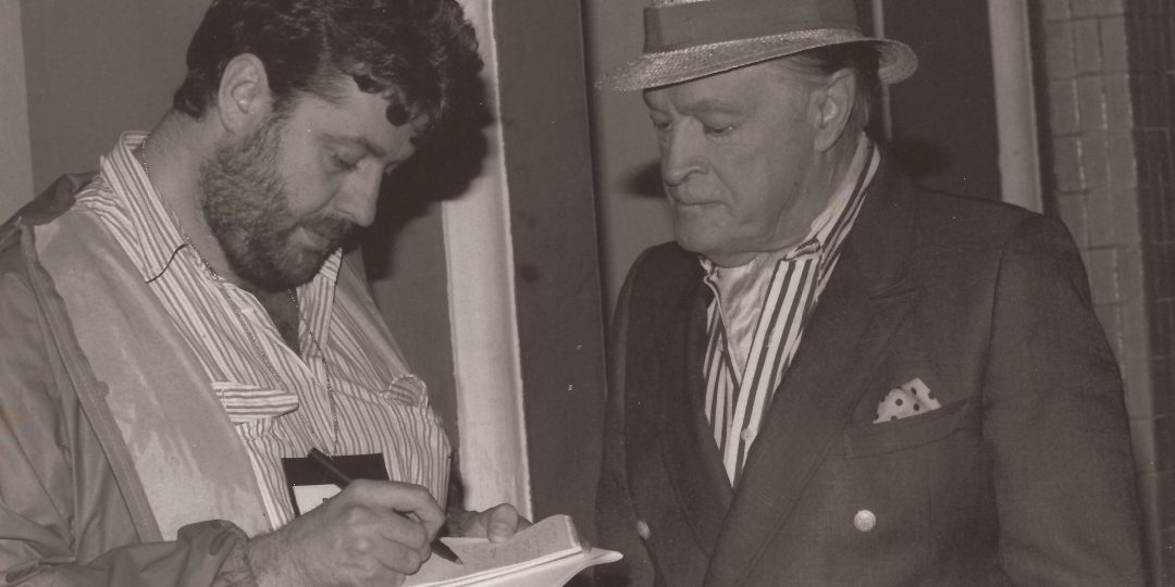 Phil Ascough and Bob Hope
