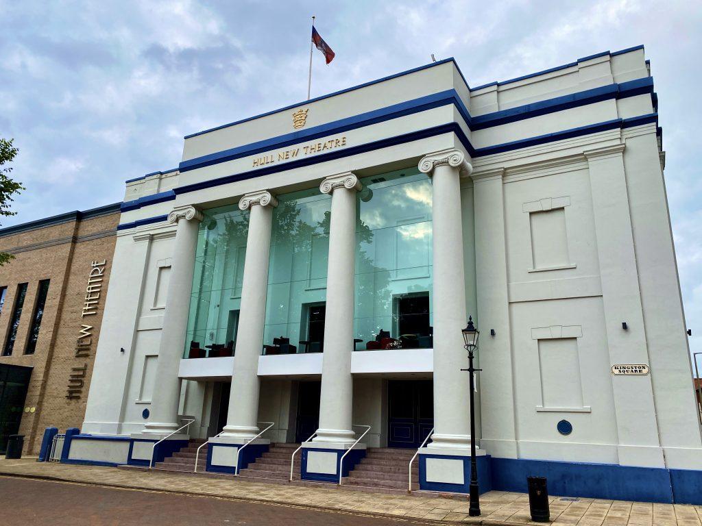 Hull New Theatre.
