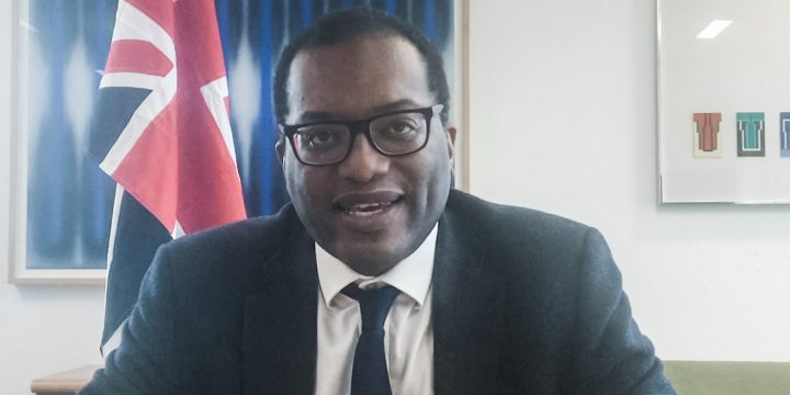 Kwasi Kwarteng, Minister for Business, Energy and Clean Growth