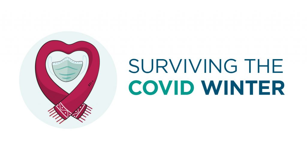 Surviving the Covid Winter Campaign, Two Ridings Community Foundation.