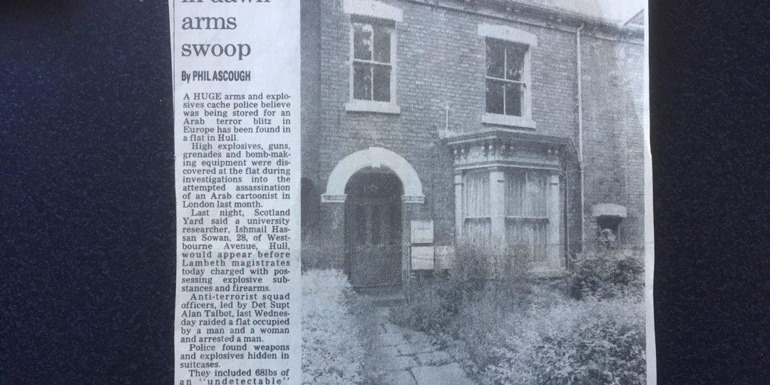 Phil Ascough article 1987