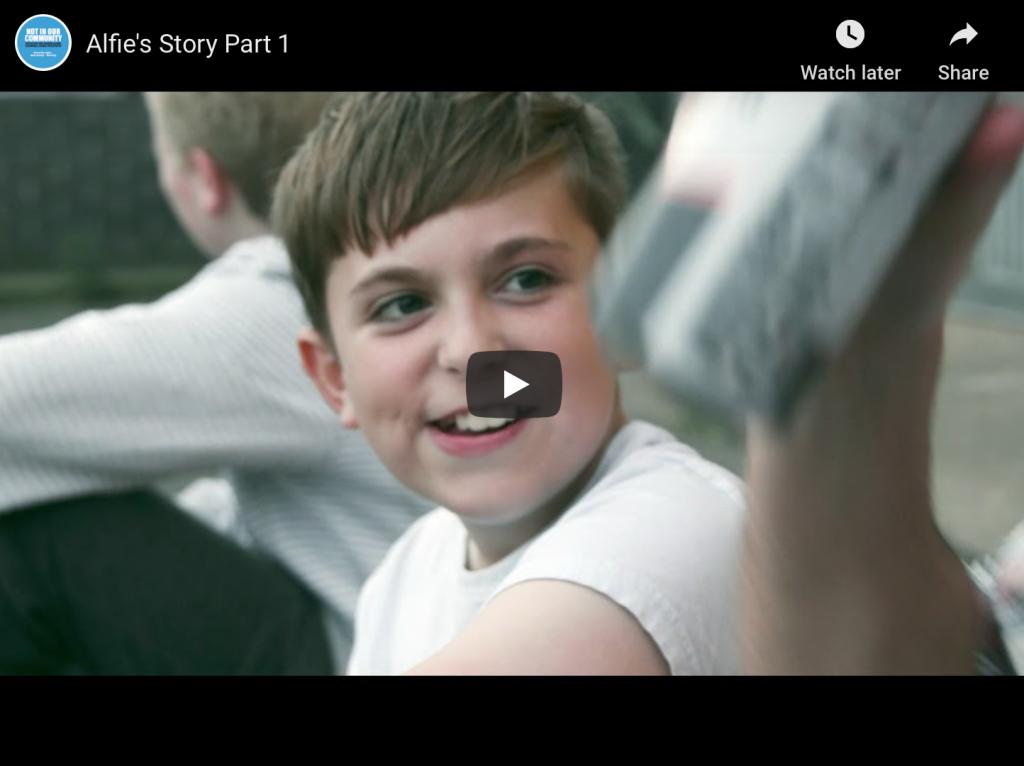 Alfie's Story.