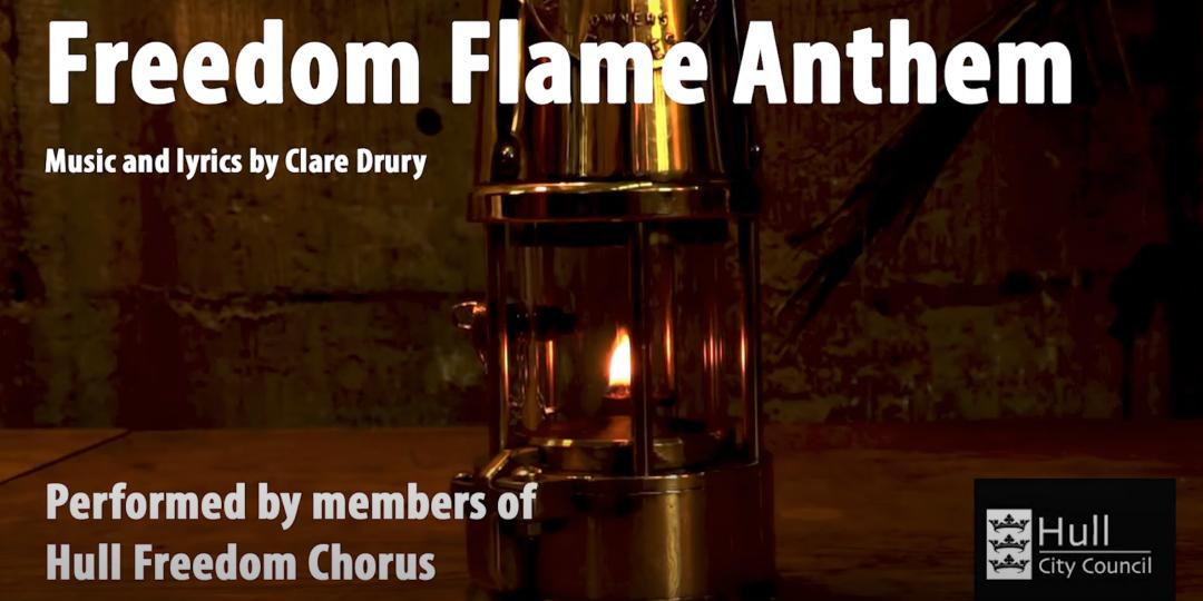 Freedom Flame Anthem