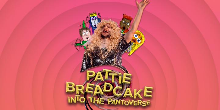 Pattie Breadcake - into the Pantoverse poster