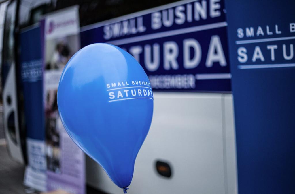 Small Business Saturday.
