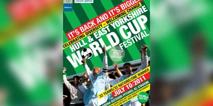 The Hull and East Yorkshire World Cup