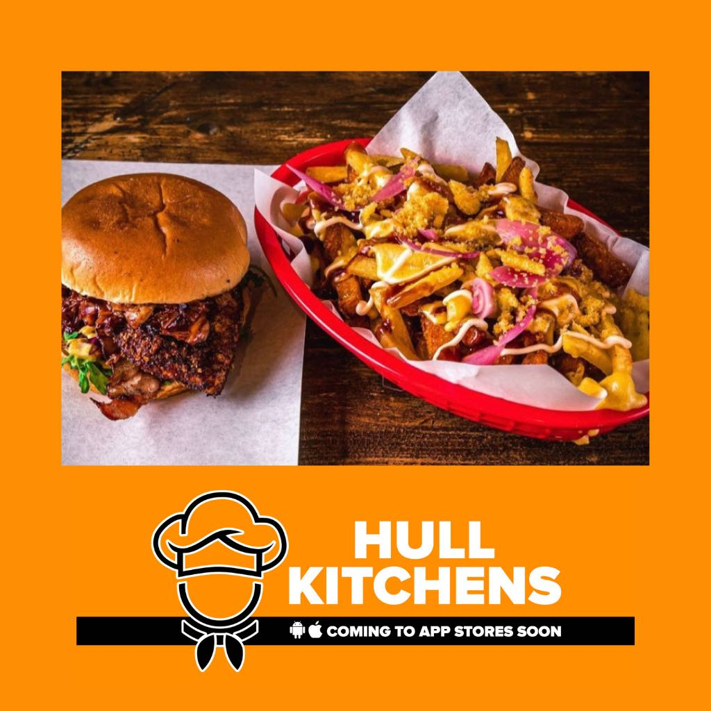 The Hull's Kitchens app and business launches to customers on Friday, 29th January.