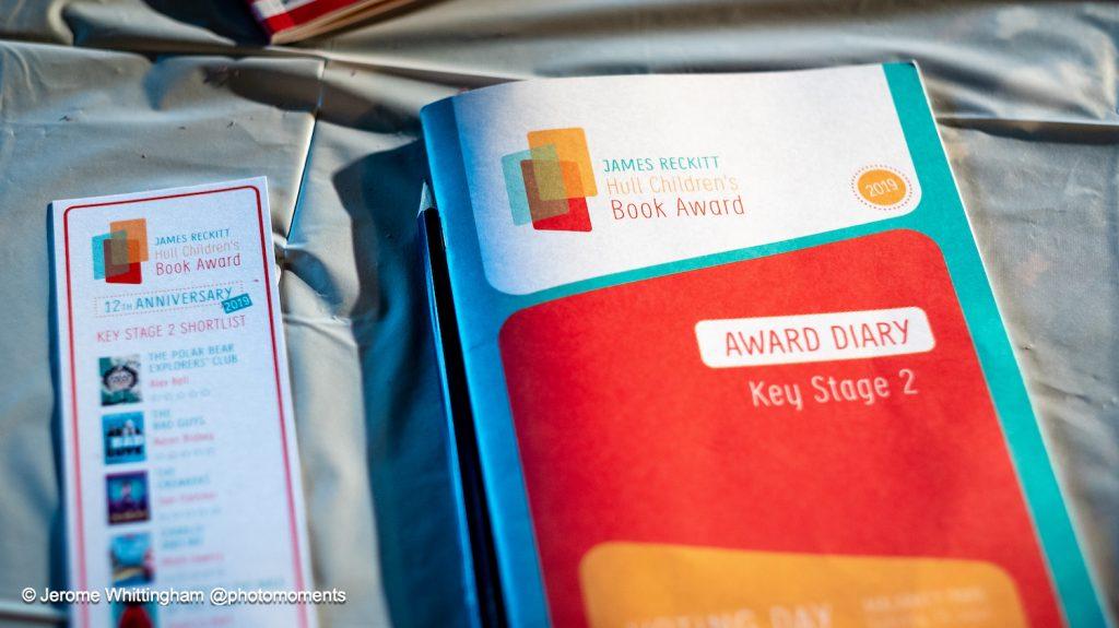James Reckitt Hull Children's Book Award. Photo: Jerome Whittingham @photomoments