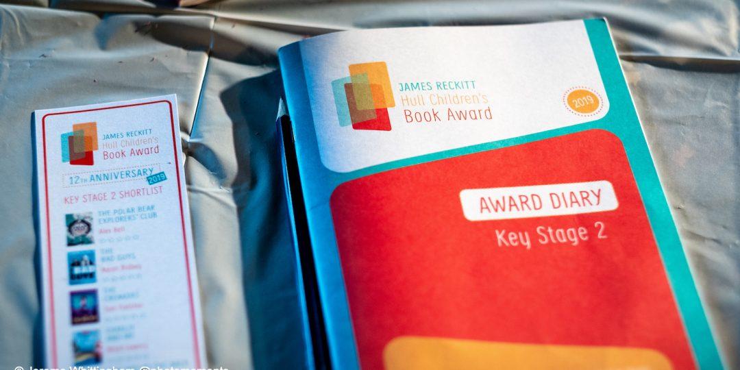 James Reckitt Hull Children's Book Award.