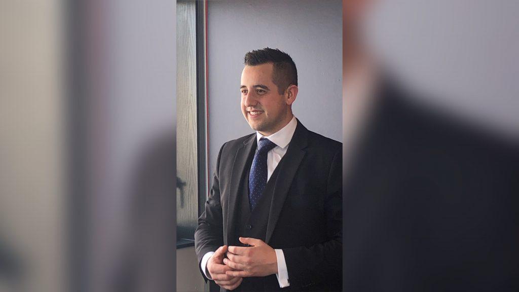 Humber Business Week steering group member Simon Jones.