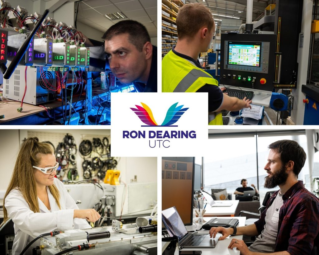 Ron Dearing University Technical College (UTC) has brought on board four new, industry-leading partners