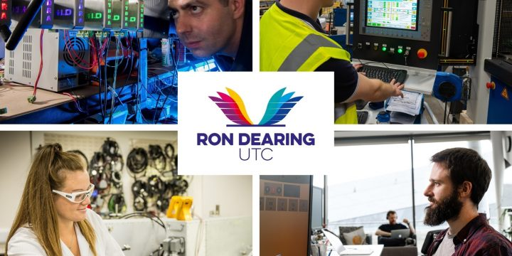 Ron Dearing UTC's new, industry leading partners