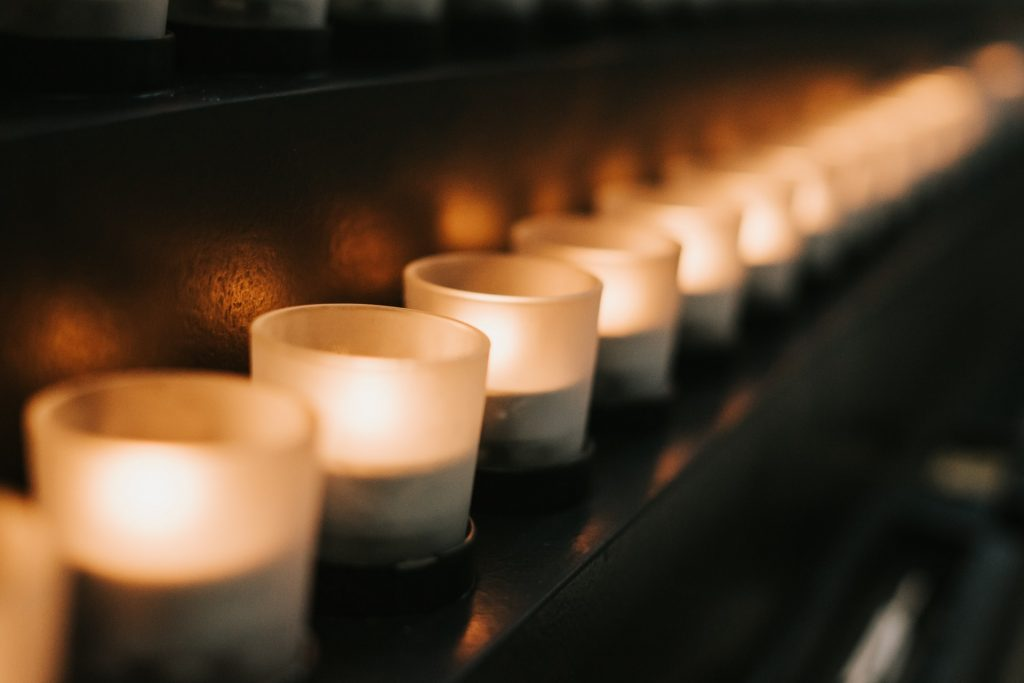 Be the light in the darkness, the theme for Holocaust Memorial Day 2021. #Hull