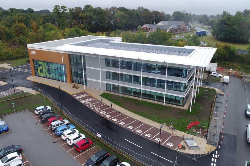 Aura Innovation Centre