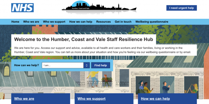 Humber, Coast and Vale Resilience Hub