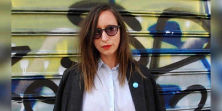 Author and artist Joanna Walsh