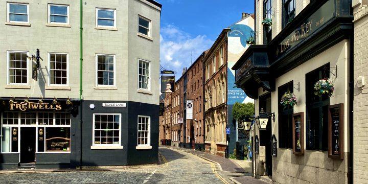 High Street, Hull.