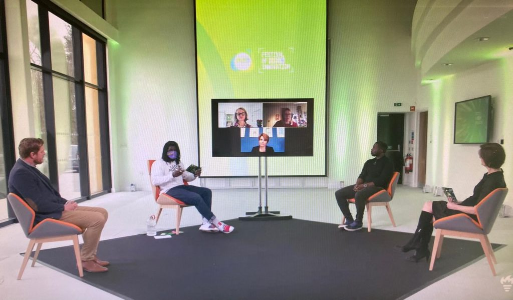 The Festival of Green Innovation, broadcast live from the Aura Innovation Centre.