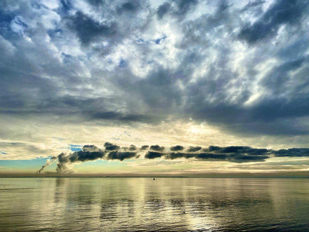 The Humber Estuary. Photo: Jerome Whittingham @photomoments