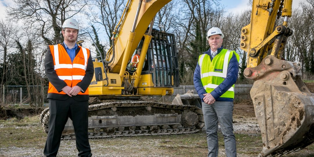 works starts on new health centre