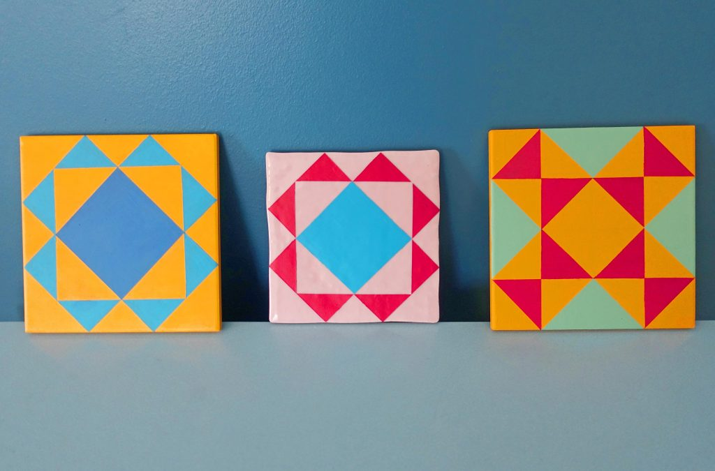 Decorative Tiles coming to Hull, thanks to artist Lydia Caprani.