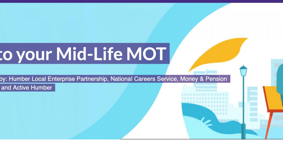 The mid-life MOT online toolkit.