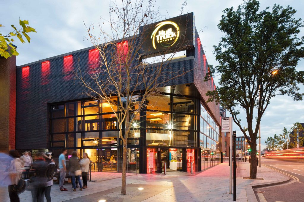 Hull Truck Theatre to receive £114,149 from second round of the Government's Culture Recovery Fund.