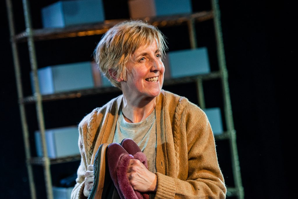 The Greatest Play In The History of The World, starring BAFTA nominated Julie Hesmondhalgh.