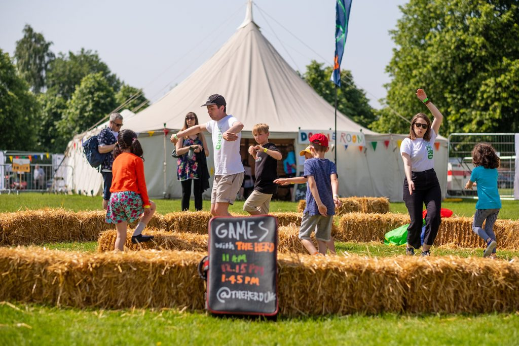 Wheels in motion to welcome families back to The Big Malarkey Festival this summer